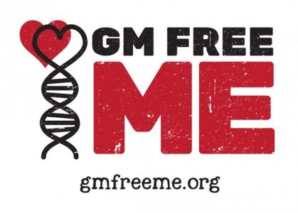 GM Free Me logo