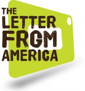 Click here to find out more about The Letter From America