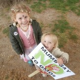 Future campaigners