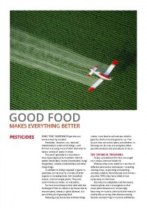 Pesticides leaflet