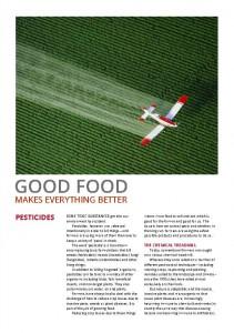 Pesticides leaflet